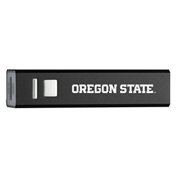 Oregon State University - Portable Cell Phone 2600 mAh Power Bank Charger - Orange