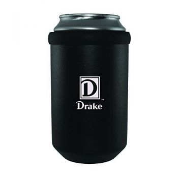 Drake University-Ultimate Tailgate Can Cooler-Black