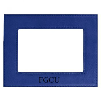 Florida Gulf Coast University-Velour Picture Frame 4x6-Blue