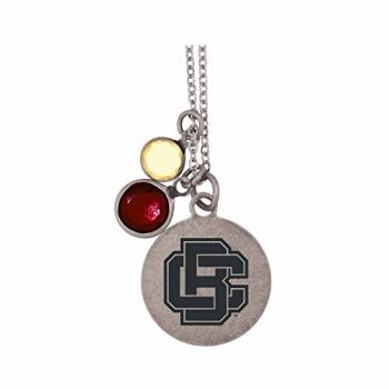 Bethune-Cookman University-Frankie Tyler by LXG Charmed Necklace