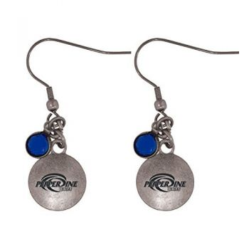 Pepperdine university-Frankie Tyler Charmed Earrings