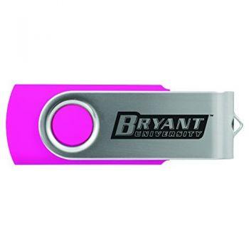 Bryant University -8GB 2.0 USB Flash Drive-Pink