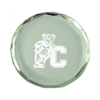 Cornell University-Crystal Paper Weight