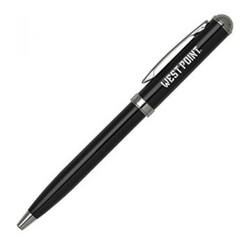 United States Military Academy at West Point - Click-Action Gel pen - Black