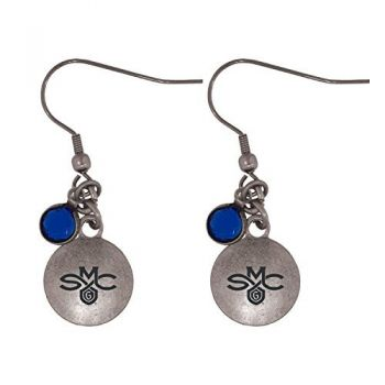 Saint Mary's College of California-Frankie Tyler Charmed Earrings