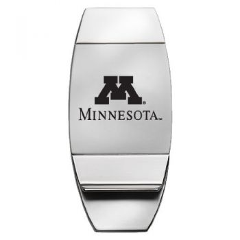 University of Minnesota - Two-Toned Money Clip
