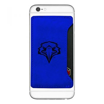 Morehead State University-Cell Phone Card Holder-Blue