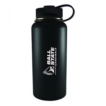 Ball State University -32 oz. Travel Tumbler-Black