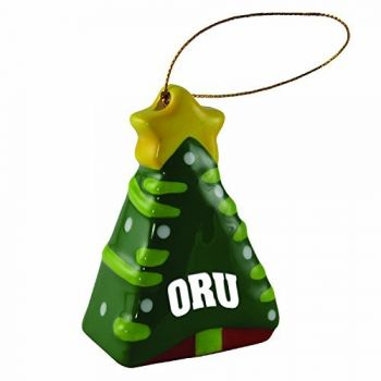 Oral Roberts University -Christmas Tree Ornament