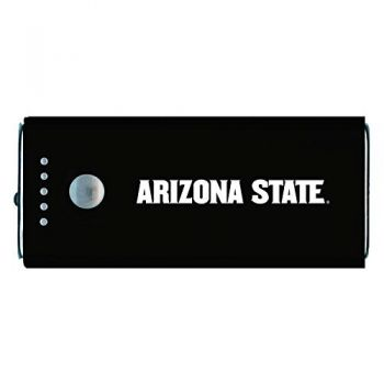 ASU Sun Devils -Portable Cell Phone 5200 mAh Power Bank Charger -Black