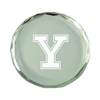 Xavier University-Crystal Paper Weight