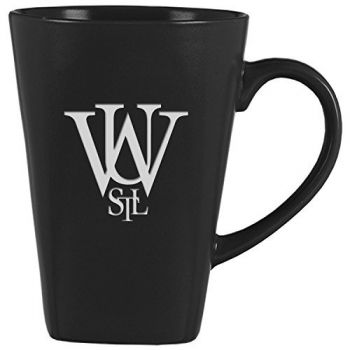 Washington University in St. Louis-14 oz. Ceramic Coffee Mug-Black