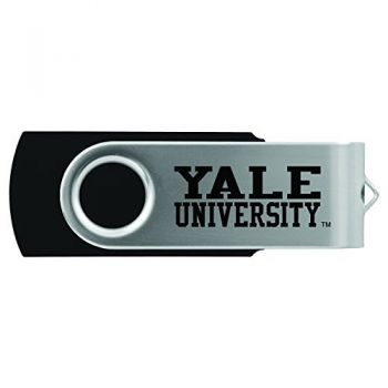 Yale University -8GB 2.0 USB Flash Drive-Black