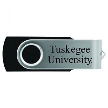 Tuskegee University -8GB 2.0 USB Flash Drive-Black