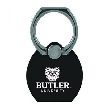 Butler University|Multi-Functional Phone Stand Tech Ring|Black