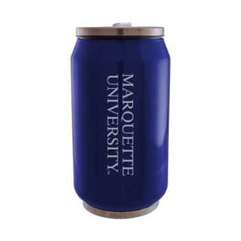 Marquette University - Stainless Steel Tailgate Can - Blue