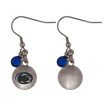 The Pennsylvania State University-Frankie Tyler Charmed Earrings