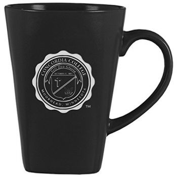 Concordia University Chicago -14 oz. Ceramic Coffee Mug-Black