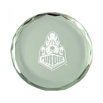Prairie View A&M University-Crystal Paper Weight