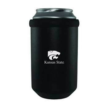 Kansas State University -Ultimate Tailgate Can Cooler-Black