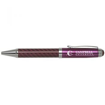 Campbell University -Carbon Fiber Mechanical Pencil-Pink