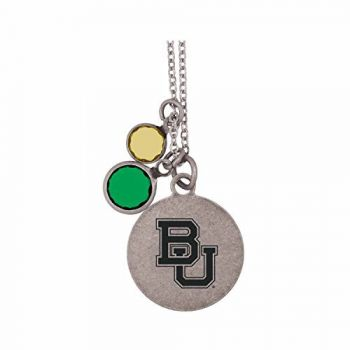 Baylor University-Frankie Tyler by LXG Charmed Necklace