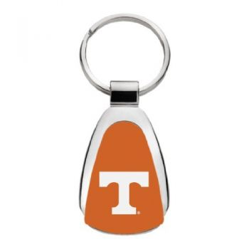University of Tennessee - Teardrop Keychain - Orange