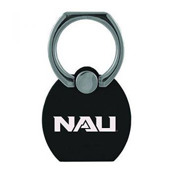 Northern Arizona University Multi-Functional Phone Stand Tech Ring Black