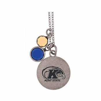 Kent State University-Frankie Tyler by LXG Charmed Necklace