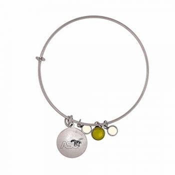 Alabama State University-Frankie Tyler Charmed Bracelet