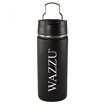 Washington State University -20 oz. Travel Tumbler-Black