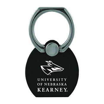 University of Nebraska at Kearney|Multi-Functional Phone Stand Tech Ring|Black
