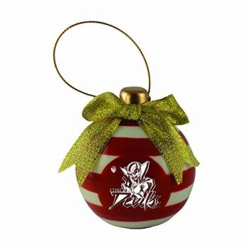 Mississippi Valley State University -Christmas Bulb Ornament