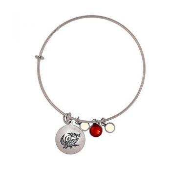 Temple University-Frankie Tyler Charmed Bracelet
