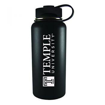 Temple University -32 oz. Travel Tumbler-Black