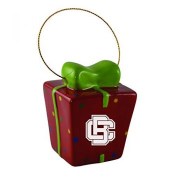 Bethune-Cookman University-3D Ceramic Gift Box Ornament