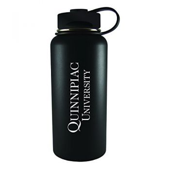 Quinnipiac University -32 oz. Travel Tumbler-Black