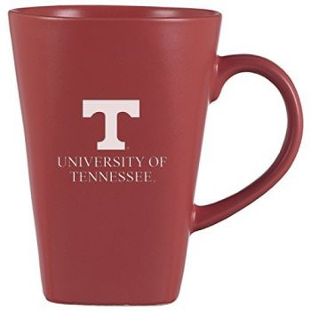 University of Tennessee -14 oz. Ceramic Coffee Mug-Pink