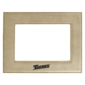 California State University Fullerton-Velour Picture Frame 4x6-Tan