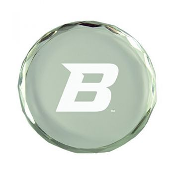 Boise State University-Crystal Paper Weight