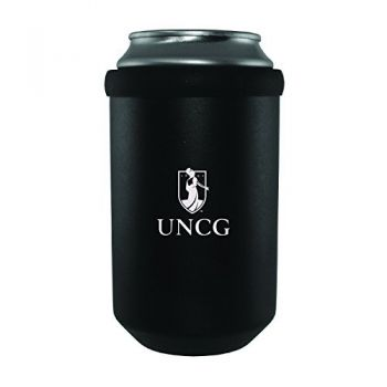 University of North Carolina at Greensboro-Ultimate Tailgate Can Cooler-Black