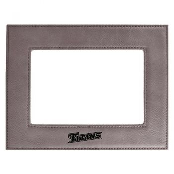 California State University Fullerton-Velour Picture Frame 4x6-Grey