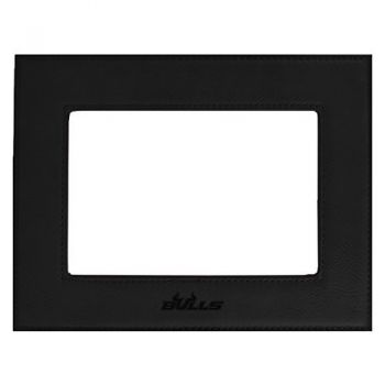 University of South Florida-Velour Picture Frame 4x6-Black