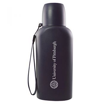 University of Pittsburgh-16 oz. Vacuum Insulated Canteen