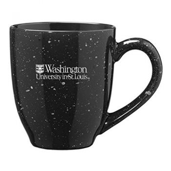 Washington University in St. Louis - 16-ounce Ceramic Coffee Mug - Black