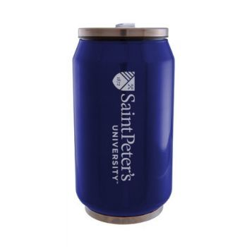 Saint Peter's University - Stainless Steel Tailgate Can - Blue