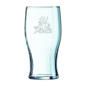 Mississippi Valley State University-Irish Pub Glass
