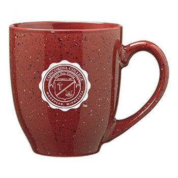 Concordia College - 16-ounce Ceramic Coffee Mug - Burgundy