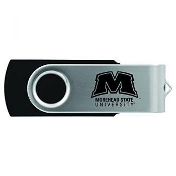 Morehead State University -8GB 2.0 USB Flash Drive-Black