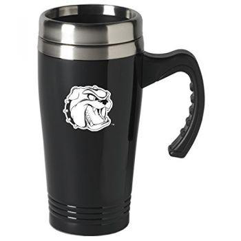 University of North Carolina at Asheville-16 oz. Stainless Steel Mug-Black